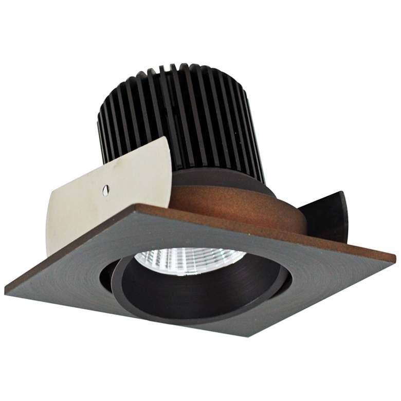 """Iolite 2"""" Bronze Square Adjustable Cone LED Retrofit Trim"""
