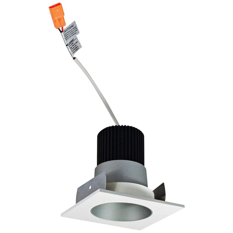 "Iolite 2"" Haze and White Square Gimbal LED"