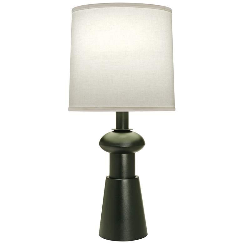 Carson Converse Black Verdigris Table Lamp w/ Aberdeen