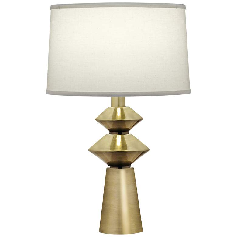 Stiffel Carson Converse Antique Bronze Table Lamp