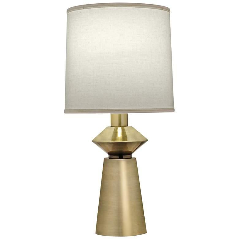 Stiffel Carson Converse Antique Bronze Accent Table Lamp