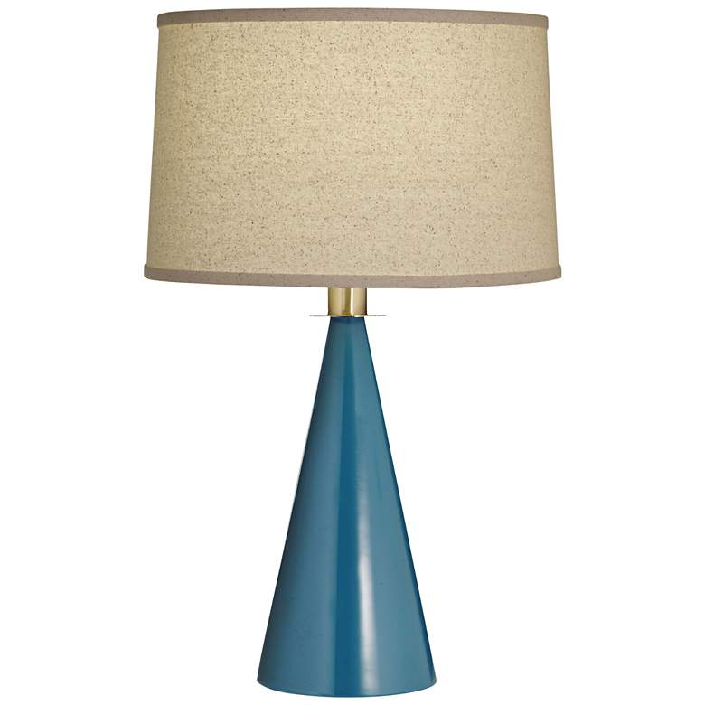 Stiffel Carson Converse Jade Green Table Lamp