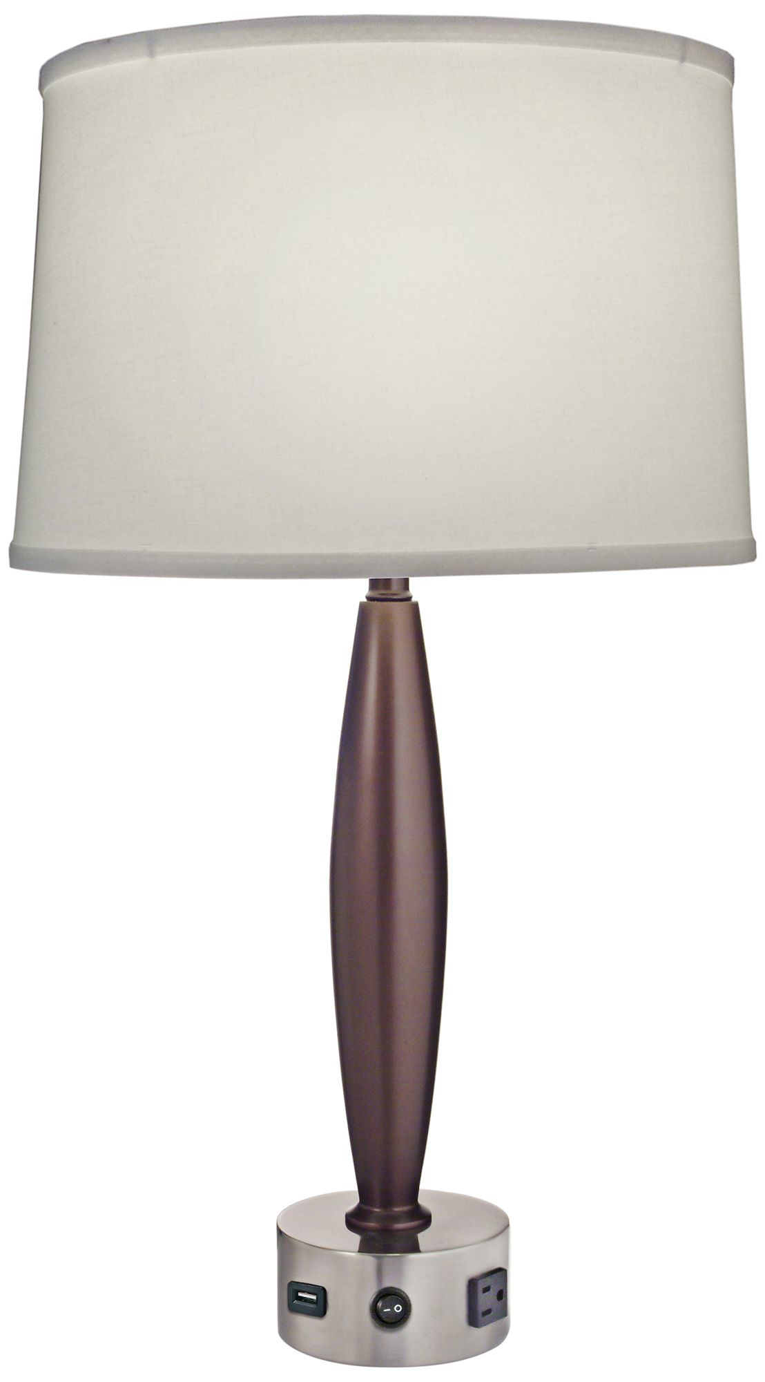 Usb Table Lamps Featuring Built In Ports Plus