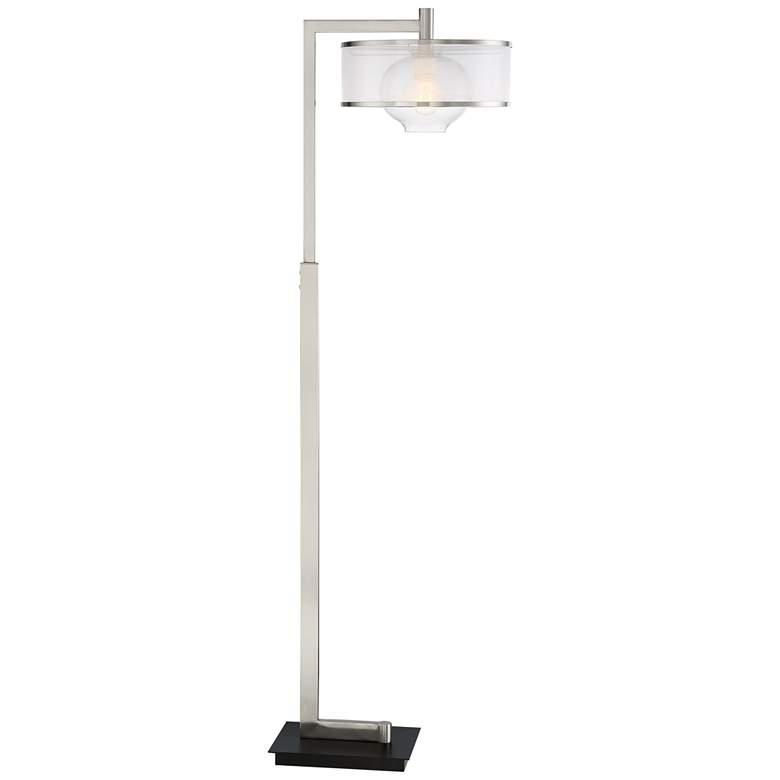 Possini Lyric Downbridge Floor Lamp