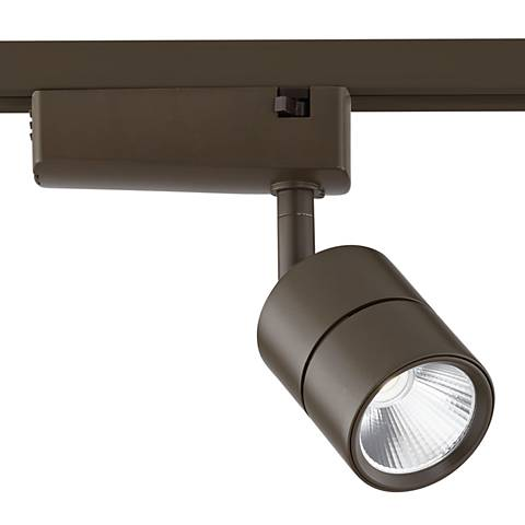ProTrack Linder Bronze LED Track Head for Juno Track Systems