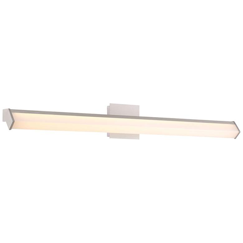 "Eurofase Arco 36"" Wide Aluminum LED Bath Light"