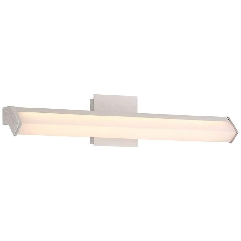 "Eurofase Arco 24"" Wide Aluminum LED Bath Light"