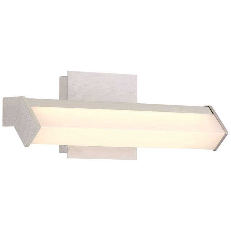 "Eurofase Arco 13"" Wide Aluminum LED Bath Light"