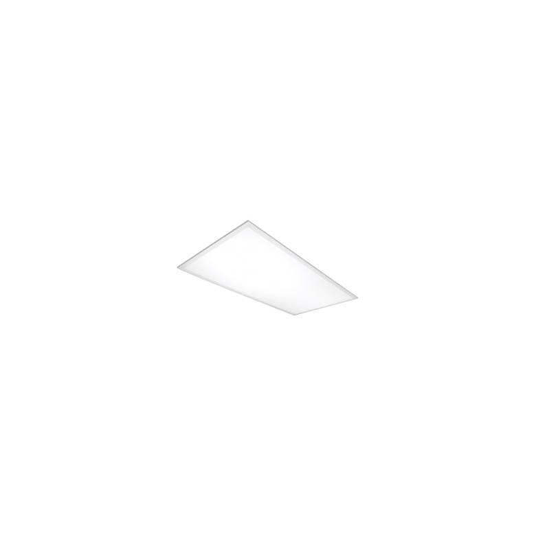"""Sloat 47 1/2""""W White Large LED Flat Panel Ceiling Light"""