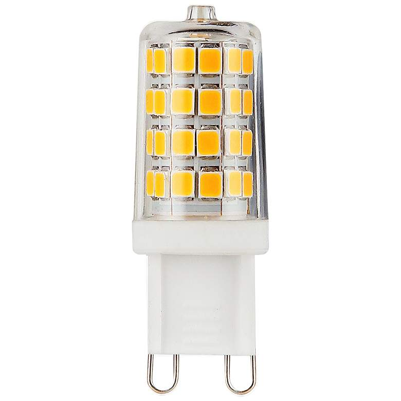 40 Watt Equivalent 4 Watt LED Non-Dimmable G9 Bulb