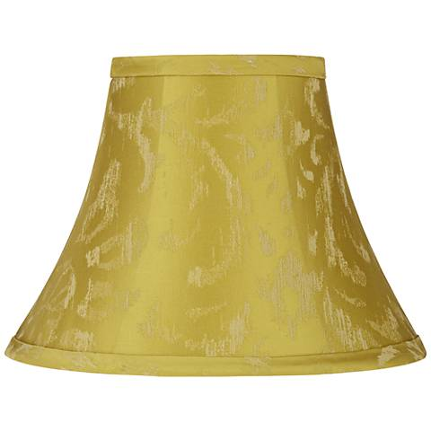 Jiangsu Gold Soft Bell Lamp Shade 6x12x9 (Spider)