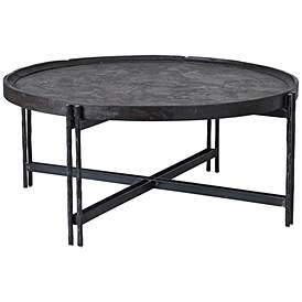 Stone Coffee Tables Tables Lamps Plus