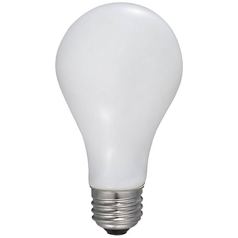 100W Equivalent Frost 12W LED Dimmable Standard Base Bulb