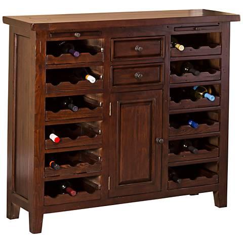 Hillsdale Tuscan Retreat ® Park Avenue 2-Drawer Wine Console