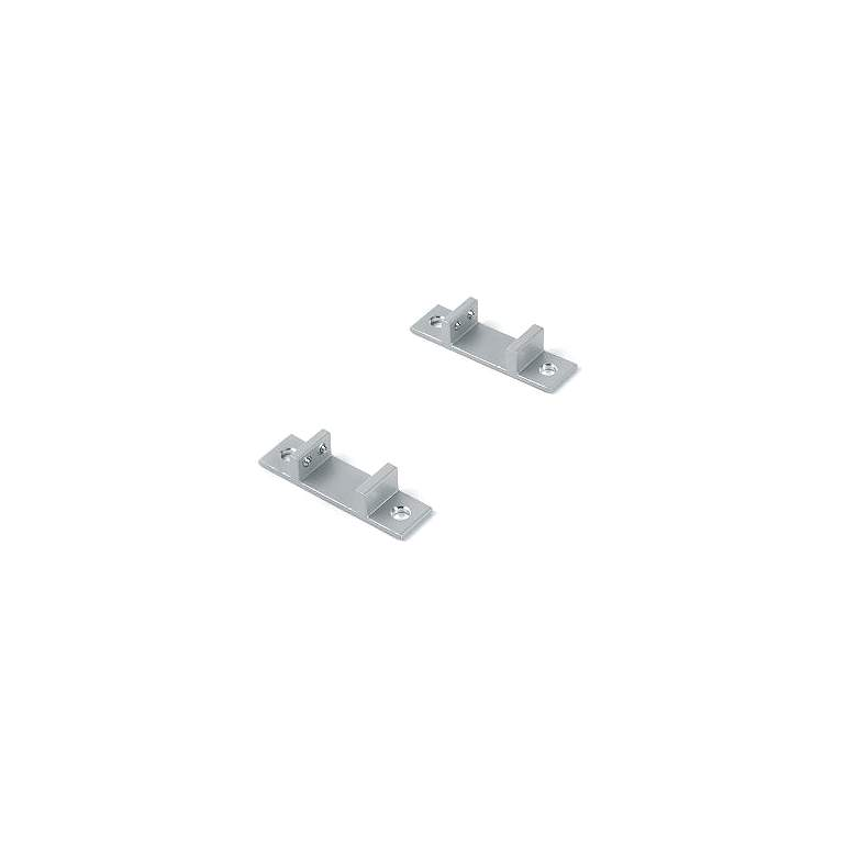 "WAC 1.75""W Clips for InvisiLED Aluminum Channel Pack of 2"