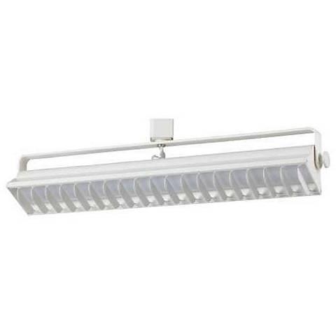 White 40 Watt LED Wall Washer Track Head
