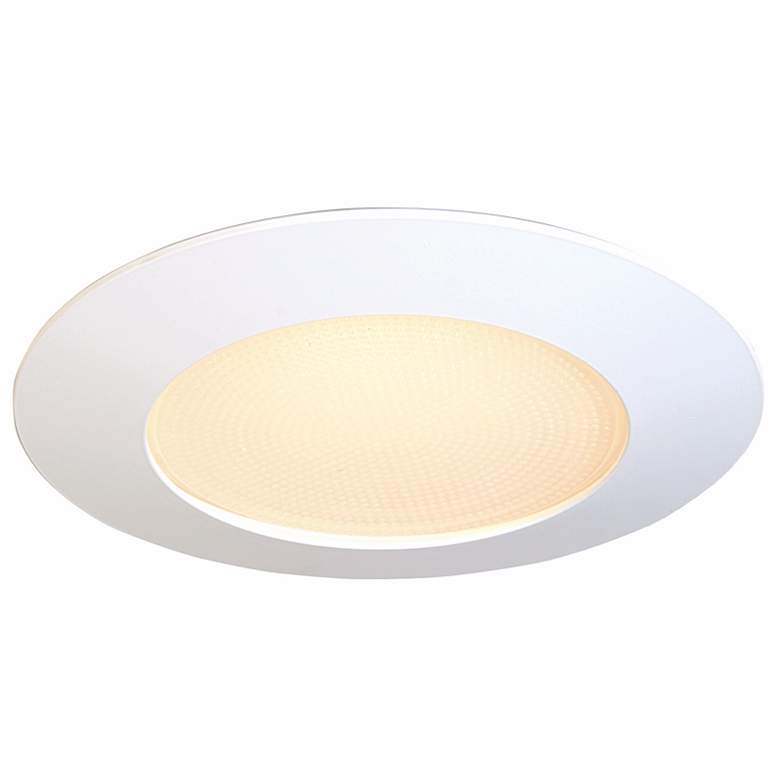 "Luminaire™ 6"" Line Voltage Wet Location Recessed Light"