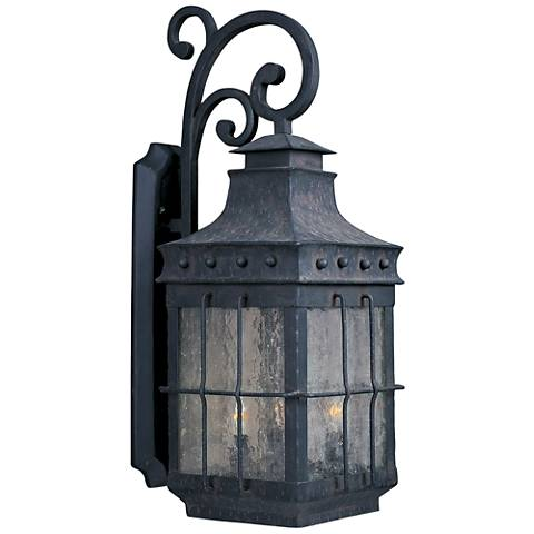 Old World Outdoor Wall Light