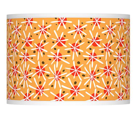 Seastar Giclee Lamp Shade 13.5x13.5x10 (Spider)