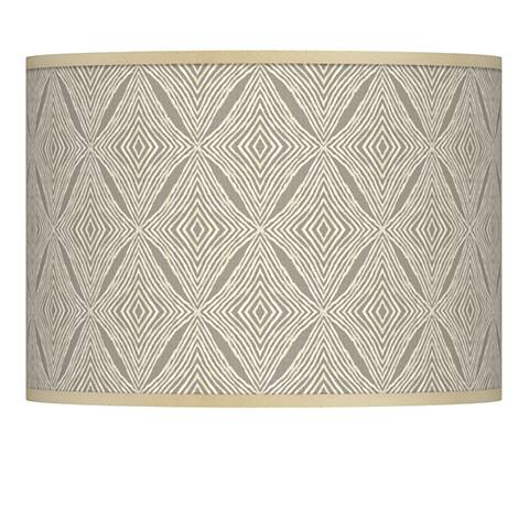Moroccan Diamonds Giclee Lamp Shade 13.5x13.5x10 (Spider)