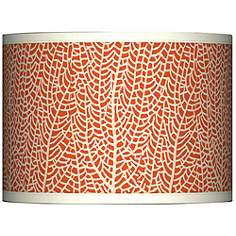 Stacy garcia lamp shades lamps plus stacy garcia seafan coral giclee lamp shade 135x135x10 spider aloadofball Gallery