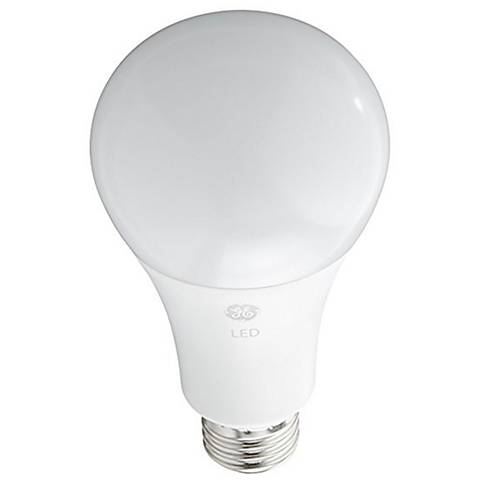 75W Equivalent GE Frosted 12 Watt LED Dimmable Standard Bulb