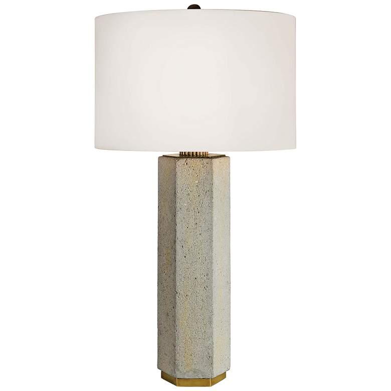 Regina Andrew Gareon Concrete Table Lamp