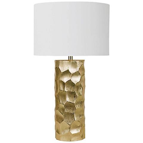 Regina Andrew Daphne Brushed Gold Table Lamp