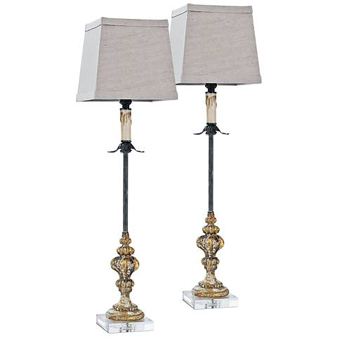 Regina Andrew Florence Buffet Table Lamp Set of 2