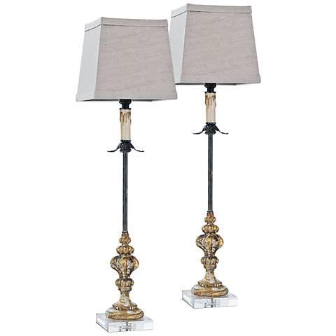 Regina andrew florence buffet table lamp set of 2