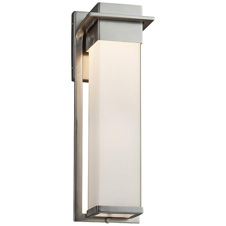 """Fusion™ Pacific 16 1/2"""" High Nickel LED Outdoor"""