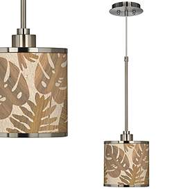 newest a2d01 fd243 Tropical, Mini-Pendant, Pendant Lighting | Lamps Plus
