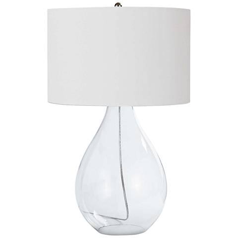 Regina Andrew Design Paisley Glass Table Lamp
