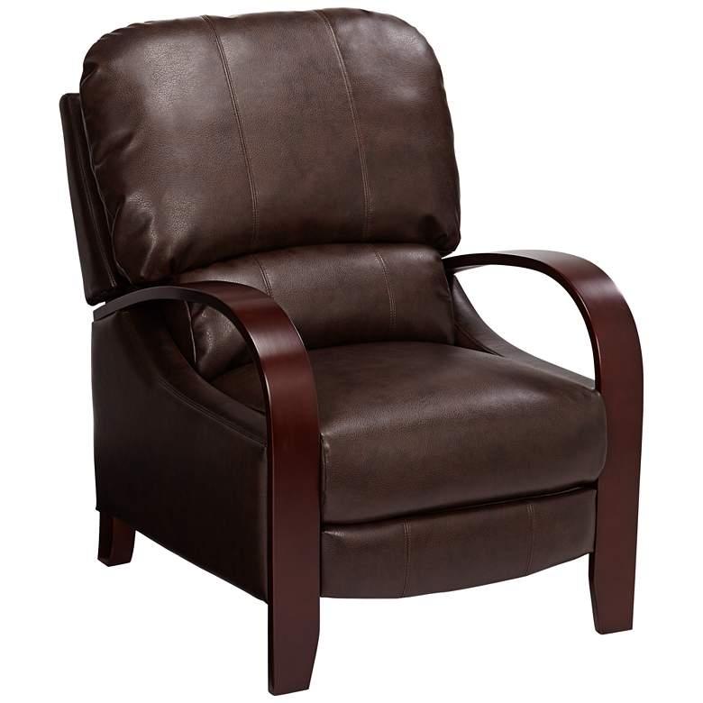 Cooper Hideout Coffee 3-Way Recliner Chair