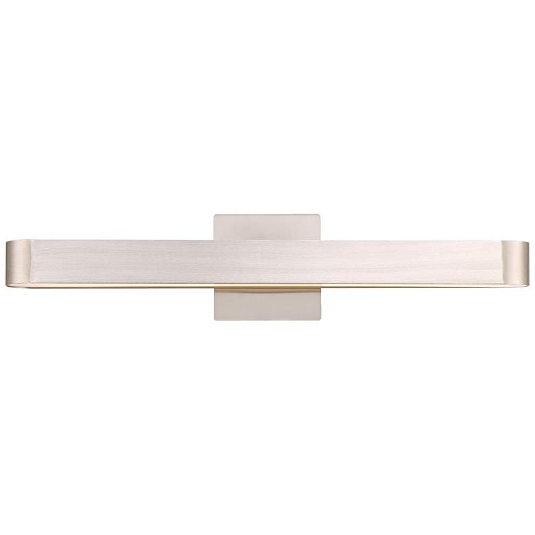 "Eurofase Moni 23 3/4"" Wide Aluminum Medium LED Bath Light"