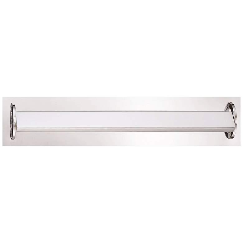 "Eurofase Viola 25 3/4"" Wide Chrome LED Bath Light"