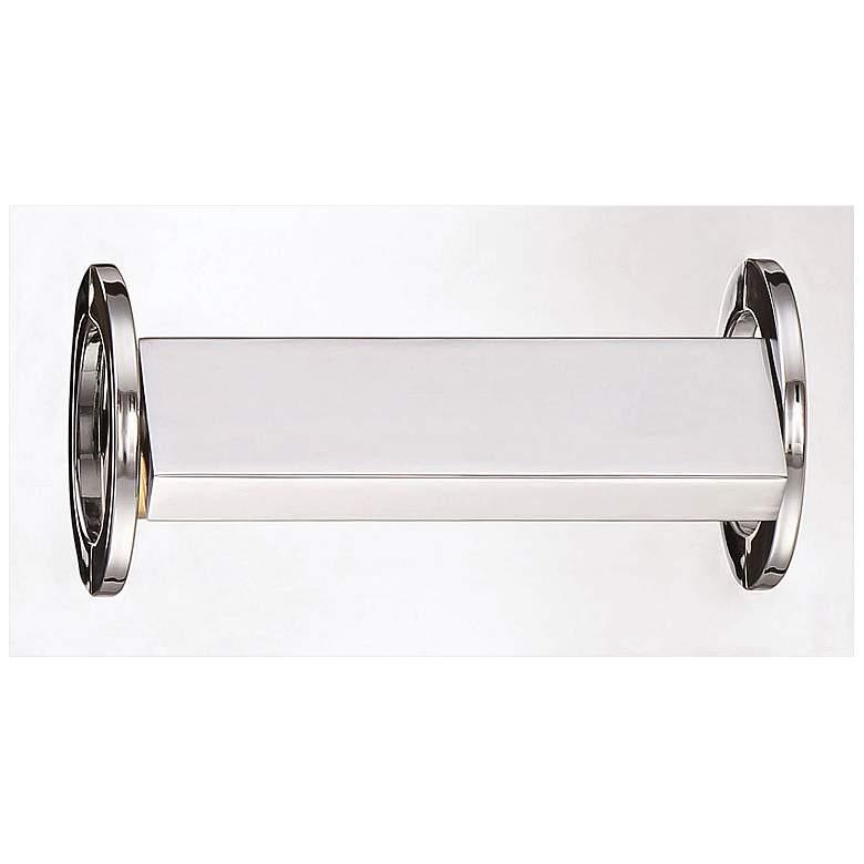 "Eurofase Viola 9 3/4"" Wide Chrome LED Bath Light"