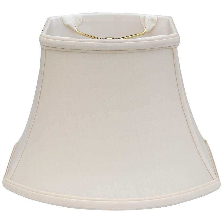 Egg Rectangular Oval Lamp Shade 8/10x11/14x9.5 (Spider)