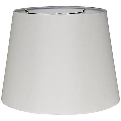 British Oyster Empire Hardback Lamp Shade 10x14x10 (Spider)