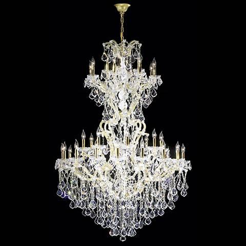 James r moder 46 wide maria teresa grand chandelier 38813 james r moder 46 wide maria teresa grand chandelier aloadofball Images