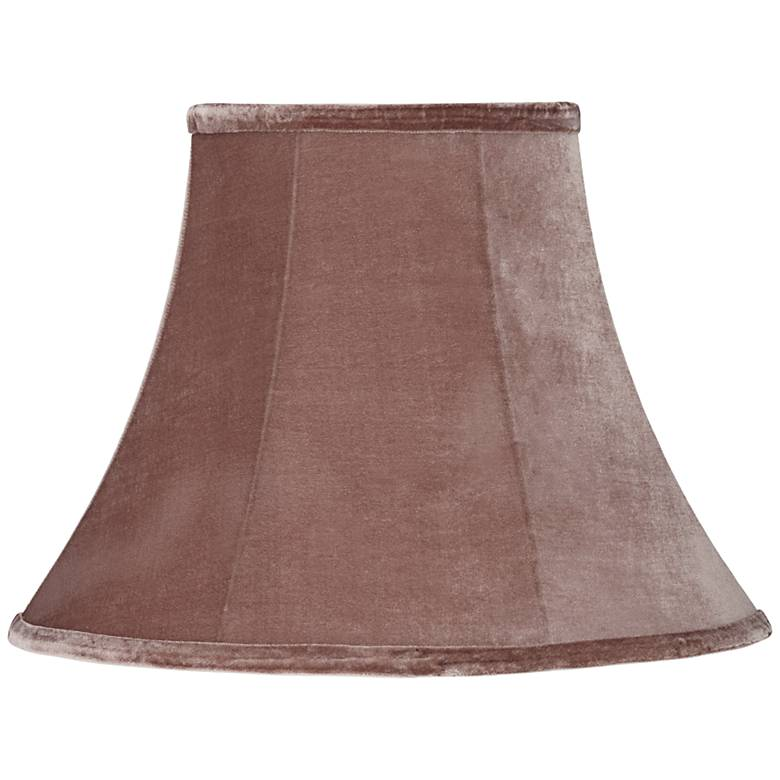 Rodger Autumn Rose Bell Lamp Shade 6/8x11/16x12 (Spider)