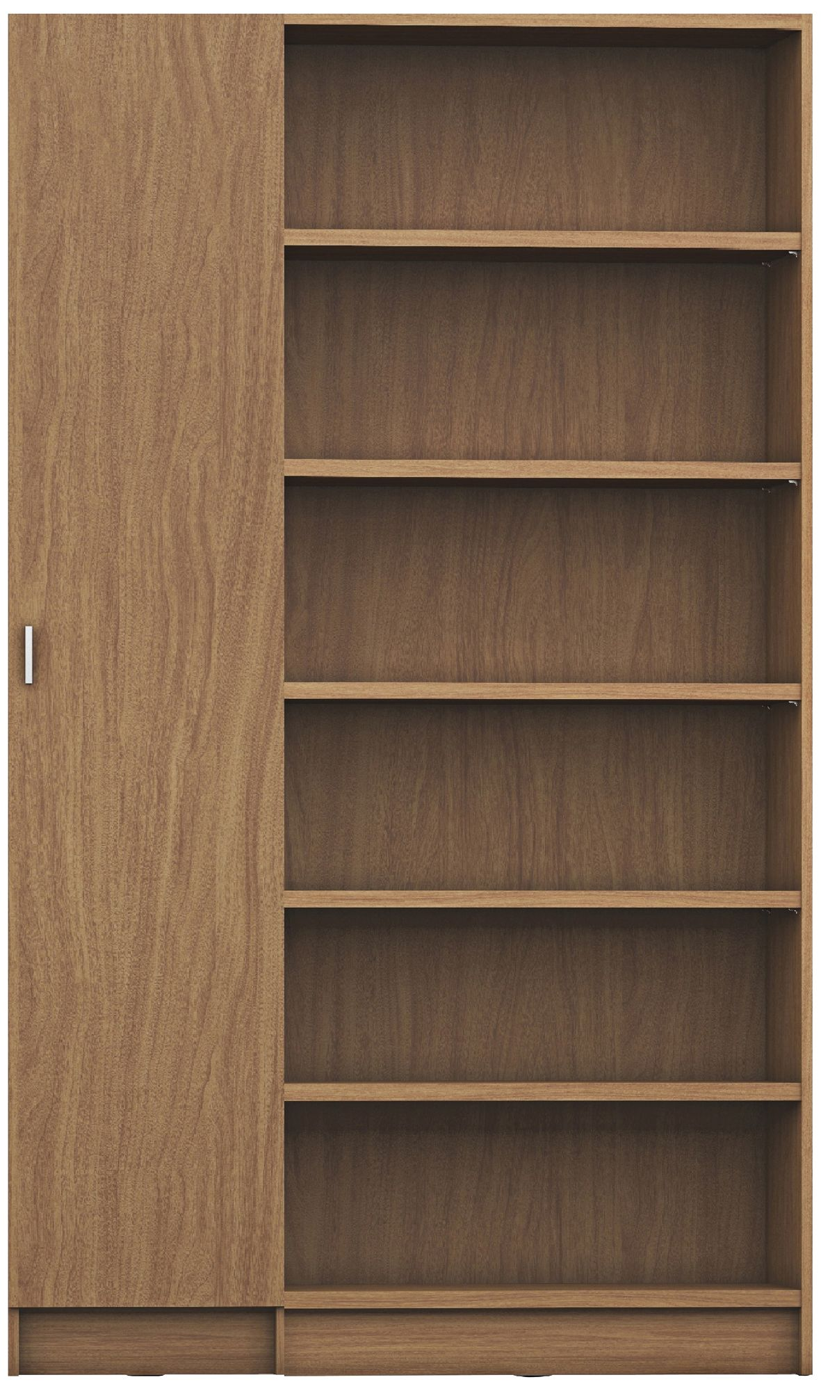 Greenwich Venti Maple Cream 1-Door Narrow Bookcase  sc 1 st  L&s Plus & Greenwich Venti Maple Cream 1-Door Narrow Bookcase - #38H13 | Lamps Plus