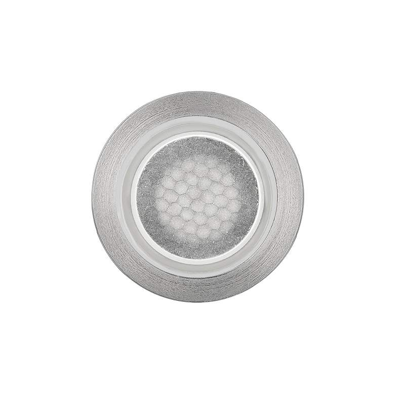 """WAC 2"""" Stainless Steel Honeycomb Louver LED In-Ground"""