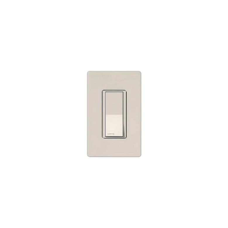 Lutron Diva Taupe SC Single Pole Switch