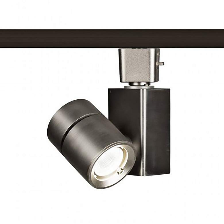 52 Watt LED Brushed Nickel Track Head for