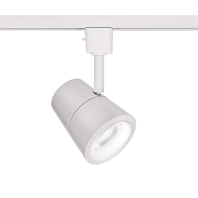 15W Tapered 2-Beam White LED Track Head for
