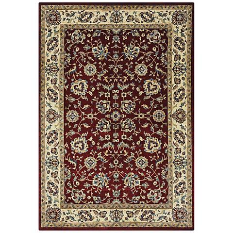 Capel Anatolia-Keshan 3801RS550 Ruby Area Rug