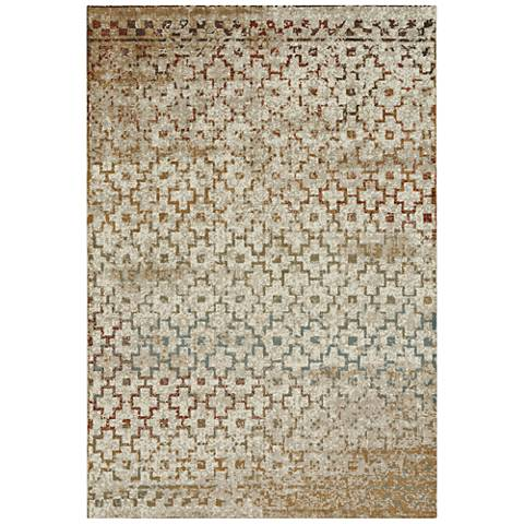 Capel Jacob-Mission 4820RS975 Persimmon Area Rug