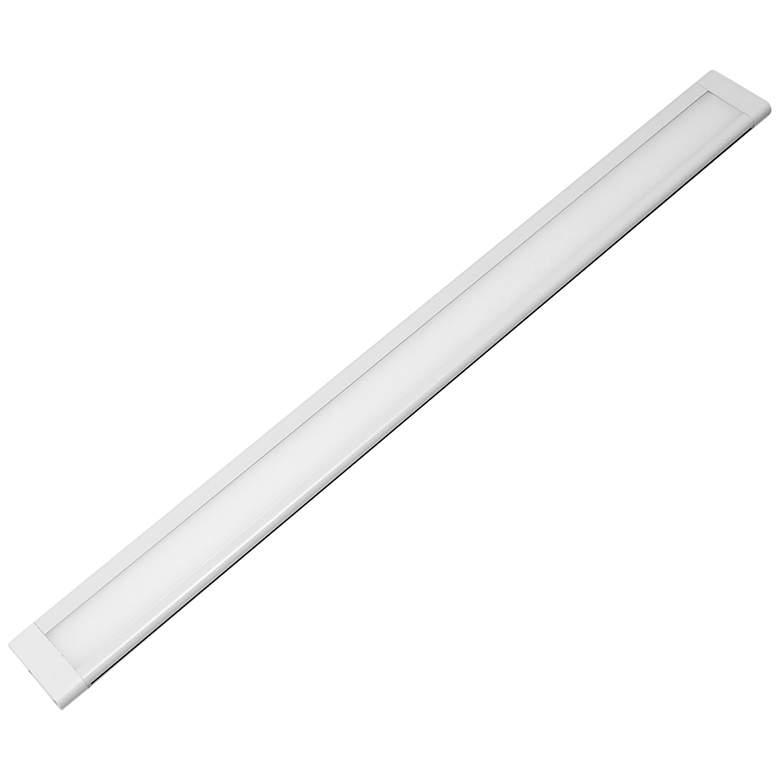"""SlimEdge 16""""W White 3000K LED Under Cabinet Light"""