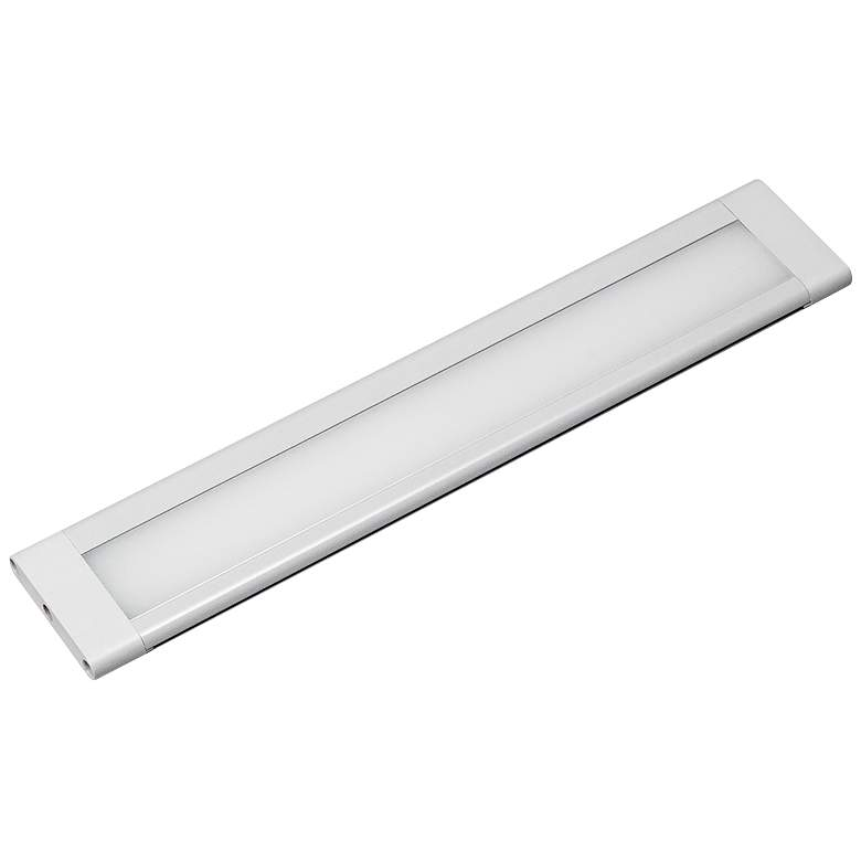 """SlimEdge™ 8"""" W White 3000K LED Under Cabinet Lt"""